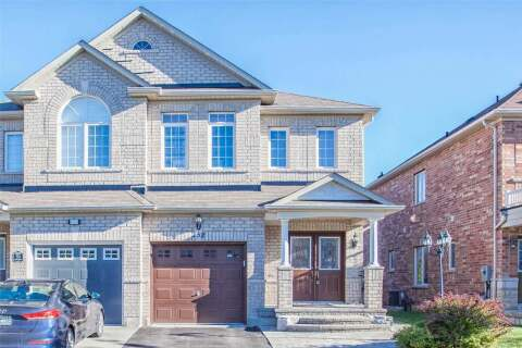Townhouse for sale at 252 Lauderdale Dr Vaughan Ontario - MLS: N4925059