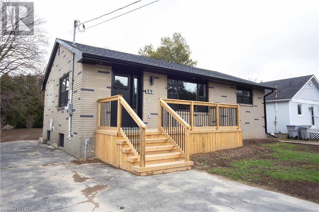 House for sale at 252 Marlborough St Exeter Ontario - MLS: 254470