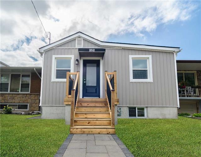 Sold: 252 Pailing Avenue, Hamilton, ON