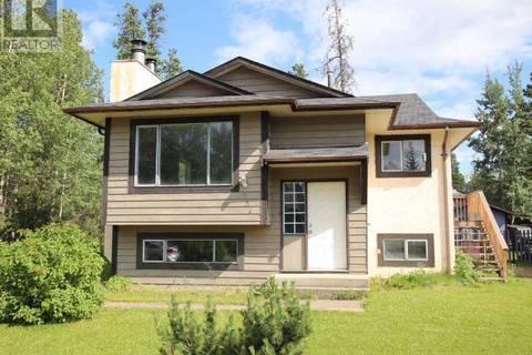 House for sale at 252 Peace River Cres Tumbler Ridge British Columbia - MLS: 179574