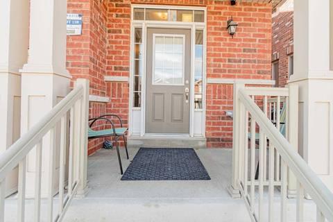 Townhouse for sale at 252 Robert Parkinson Dr Brampton Ontario - MLS: W4729735