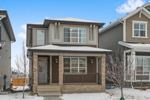 House for sale at 252 Sundown Rd Cochrane Alberta - MLS: A1054396