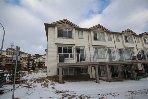 Townhouse for sale at 252 Sunset Point(e) Cochrane Alberta - MLS: C4285613