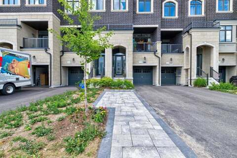 Townhouse for sale at 252 Thomas Cook Ave Vaughan Ontario - MLS: N4802224