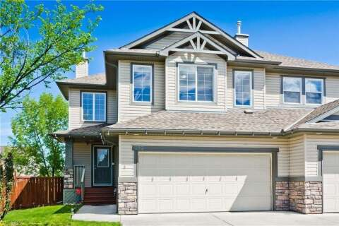 Townhouse for sale at 252 West Creek Circ Chestermere Alberta - MLS: C4301473