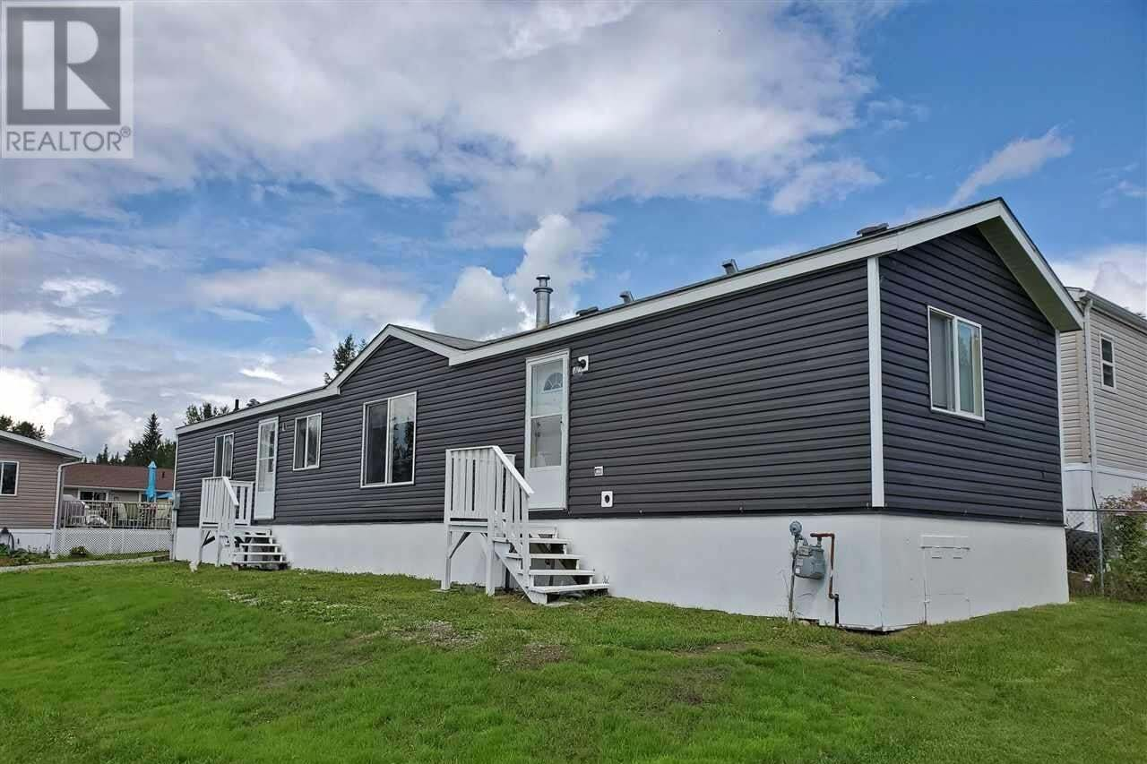 Residential property for sale at 2520 Ariel Dawn Rd Quesnel British Columbia - MLS: R2473871