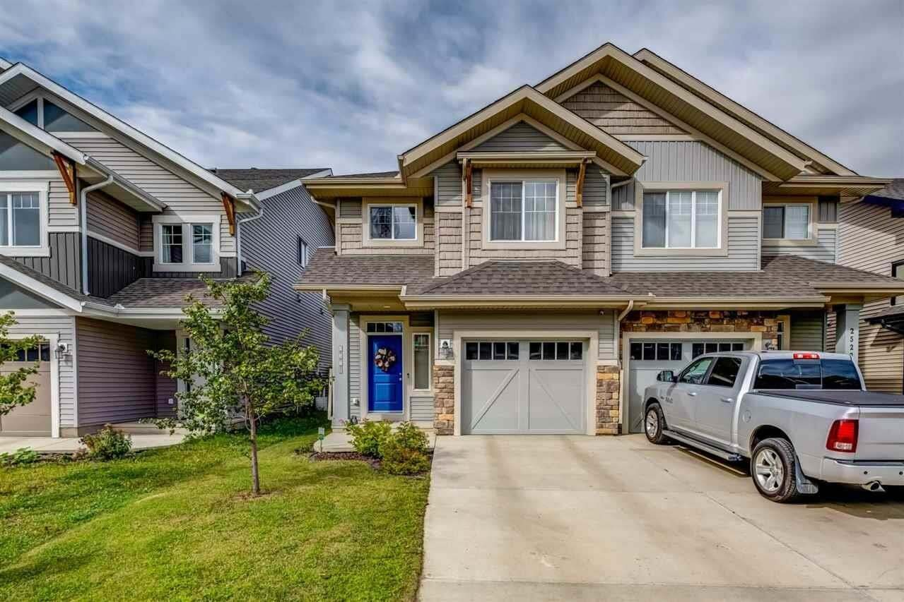 Townhouse for sale at 2520 Coughlan Rd SW Edmonton Alberta - MLS: E4213529