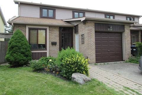 Townhouse for sale at 2520 Spruce Needle Dr Mississauga Ontario - MLS: W4501887