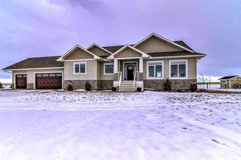 House for sale at 252039 Range Road 255  Rural Wheatland County Alberta - MLS: C4283025
