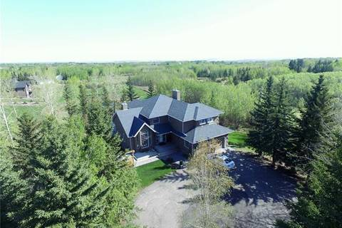House for sale at 25204 Burma Rd Rural Rocky View County Alberta - MLS: C4255450