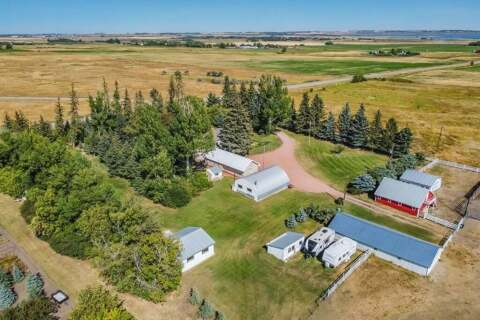 House for sale at 252053 Twp Rd 234  Rural Wheatland County Alberta - MLS: A1033599