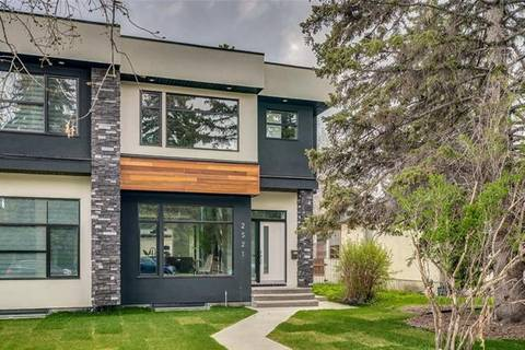 Townhouse for sale at 2521 3 Ave Northwest Calgary Alberta - MLS: C4247321