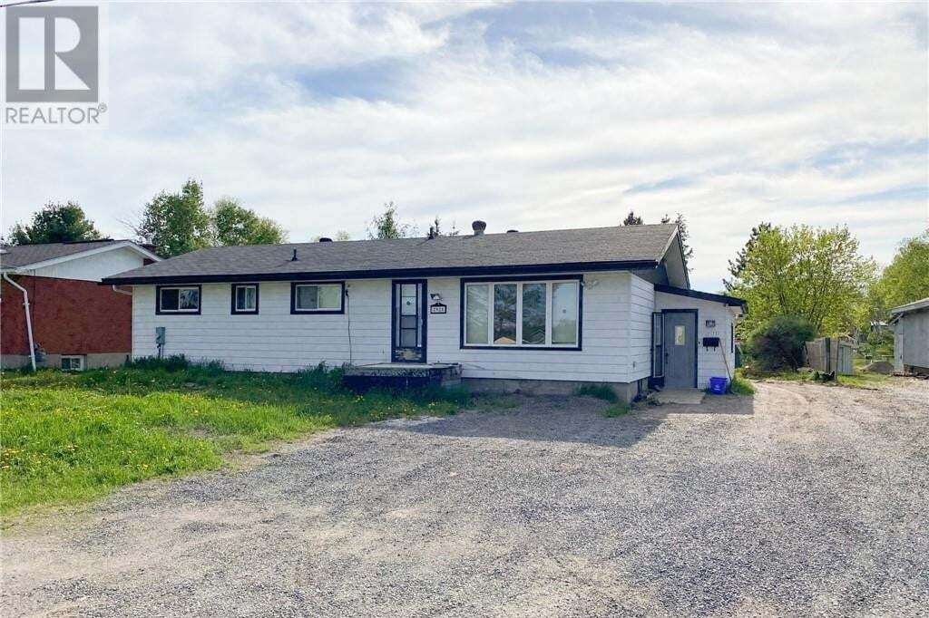 House for sale at 2521 Fournier Dr Val Caron Ontario - MLS: 2085581