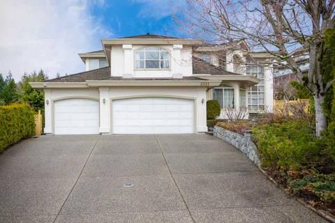 House for sale at 2521 Jade Pl Coquitlam British Columbia - MLS: R2449446