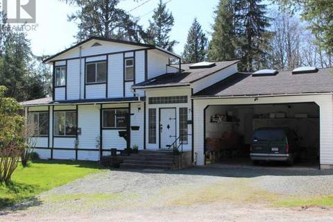 House for sale at 2521 Zilinsky Rd Powell River British Columbia - MLS: 14320