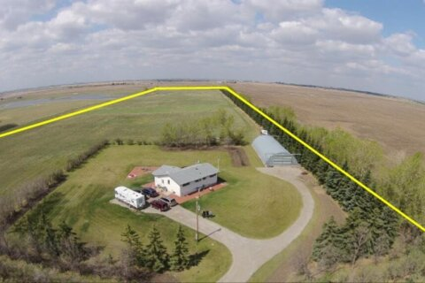 Residential property for sale at 252117 Range Road 281  Rural Rocky View County Alberta - MLS: A1006003