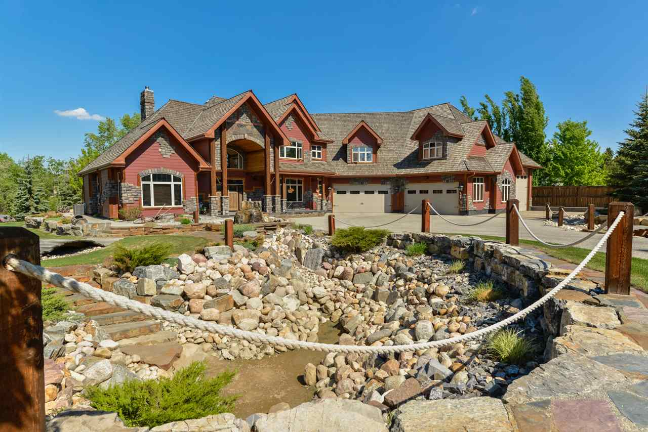 For Sale: 25212 Coal Mine Road, Rural Sturgeon County, AB | 4 Bed, 5 Bath House for $2,299,000. See 29 photos!