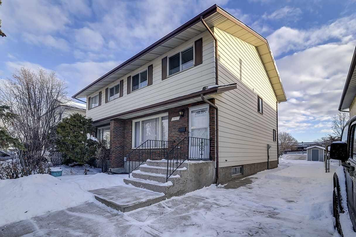 Townhouse for sale at 2523 78 St NW Edmonton Alberta - MLS: E4221886