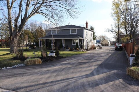 House for sale at 2523 Port Robinson Rd Thorold Ontario - MLS: 40049060