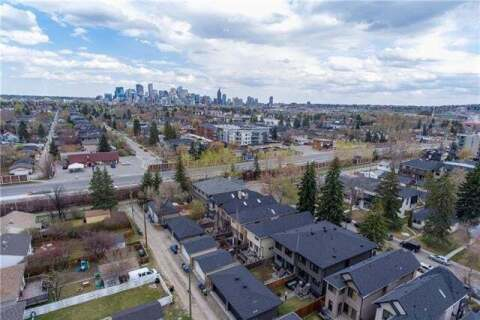 Townhouse for sale at 2524 2524 2524 3 Ave. Nw Avenue Nw Ave Northwest Calgary Alberta - MLS: C4297575