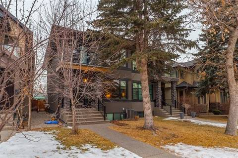 Townhouse for sale at 2524 3 Ave Northwest Calgary Alberta - MLS: C4284643