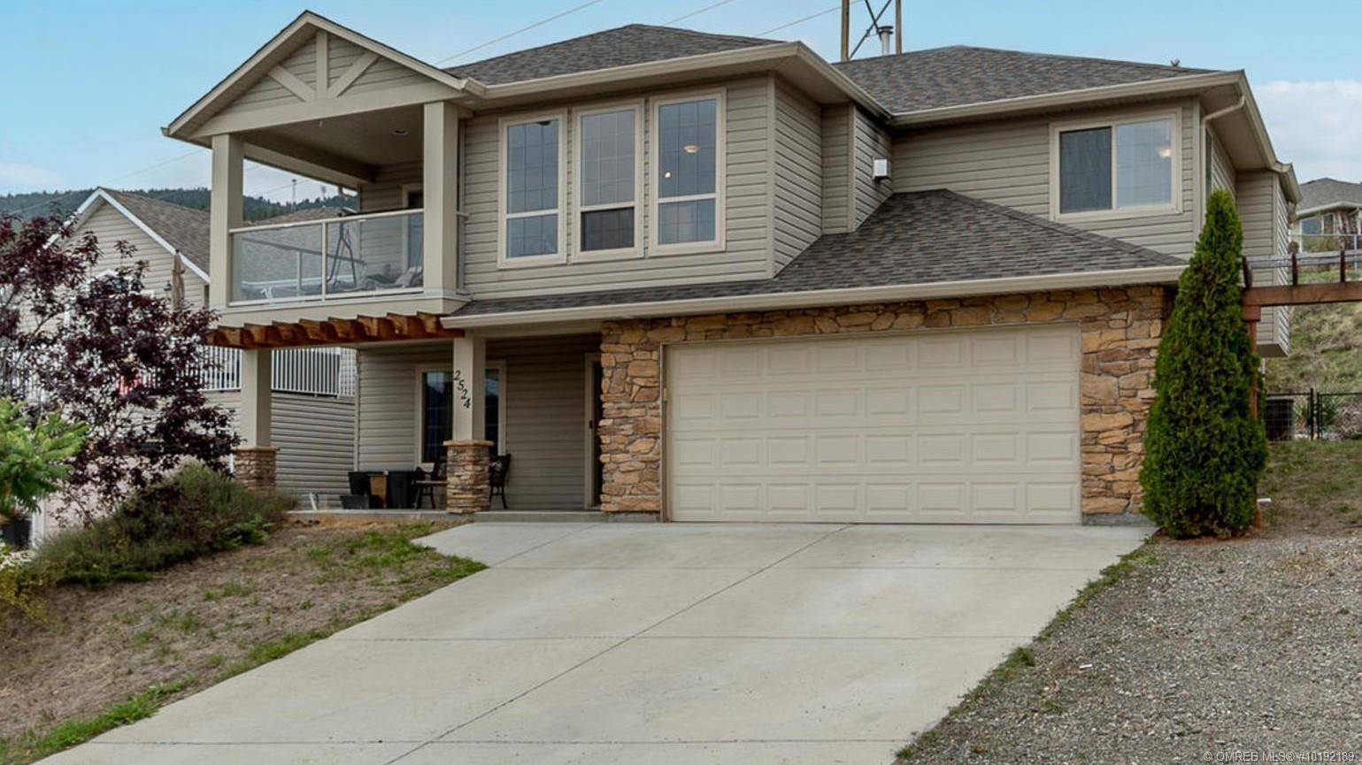 House for sale at 2524 Rhinestone Rd West Kelowna British Columbia - MLS: 10192189