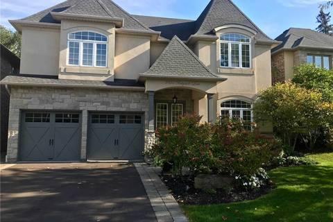 House for sale at 2524 Ridgeside Ln Oakville Ontario - MLS: W4604942