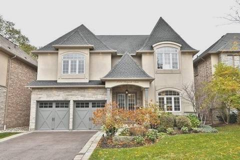 House for sale at 2524 Ridgeside Ln Oakville Ontario - MLS: W4623858