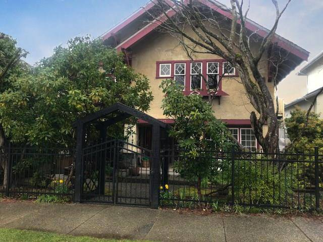 Townhouse for sale at 2525 York Ave Vancouver British Columbia - MLS: C8028878