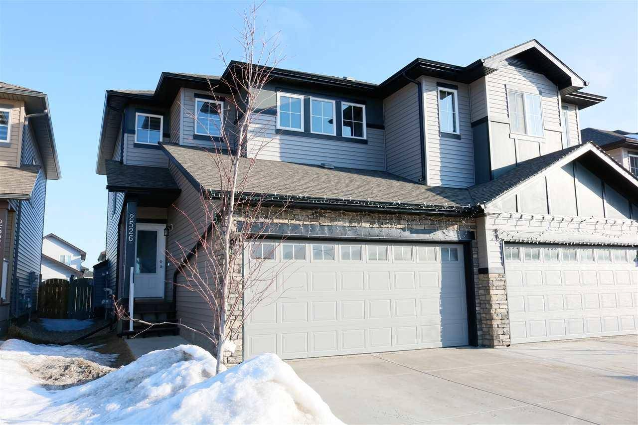 Townhouse for sale at 2526 19a Ave Nw Edmonton Alberta - MLS: E4190899