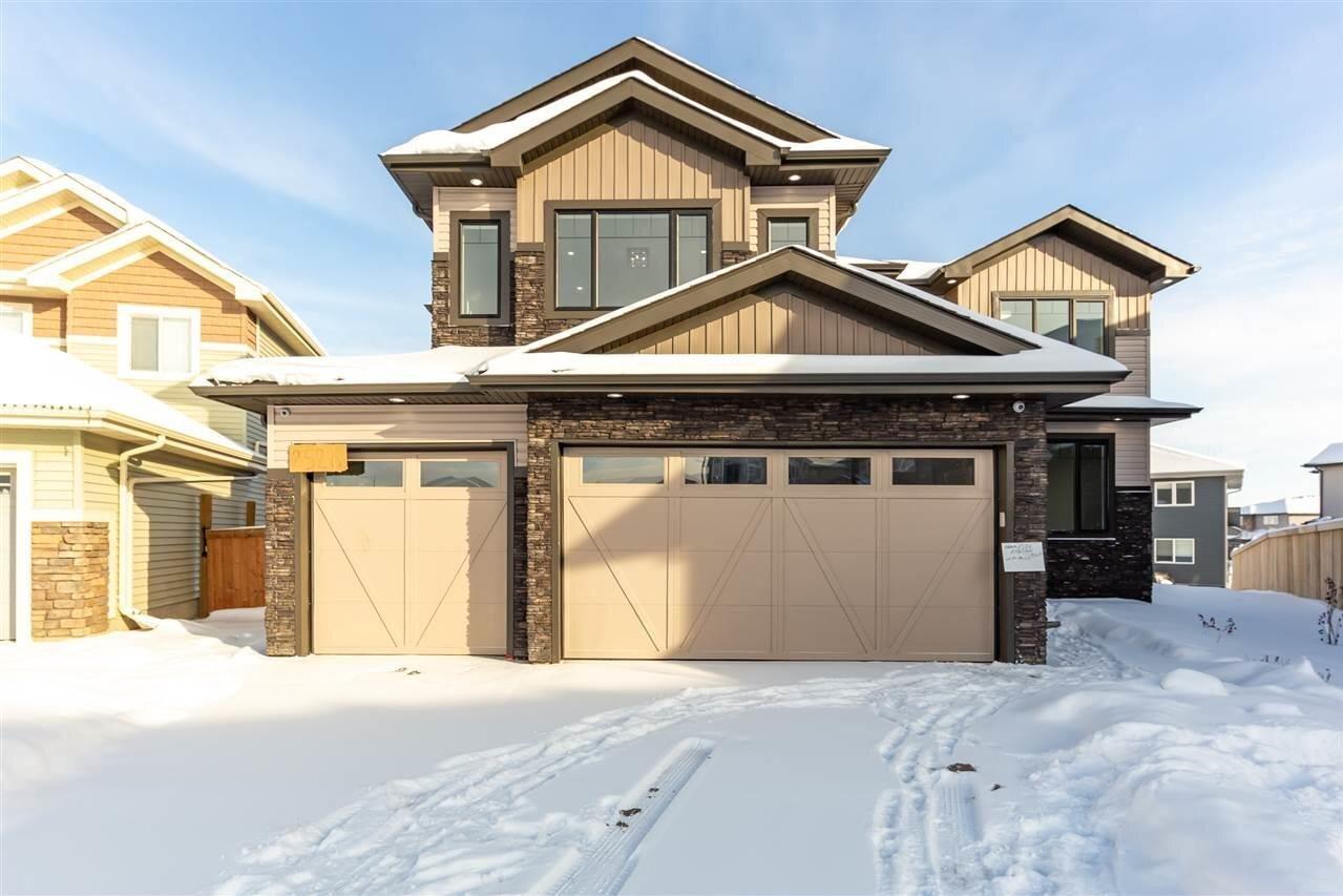 House for sale at 2526 Amerongen Cr SW Edmonton Alberta - MLS: E4221789