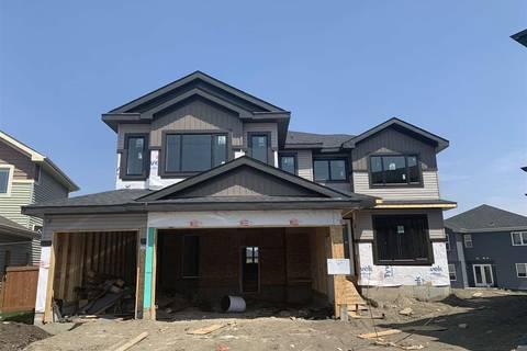 House for sale at 2526 Amerongen Cres Sw Edmonton Alberta - MLS: E4160189