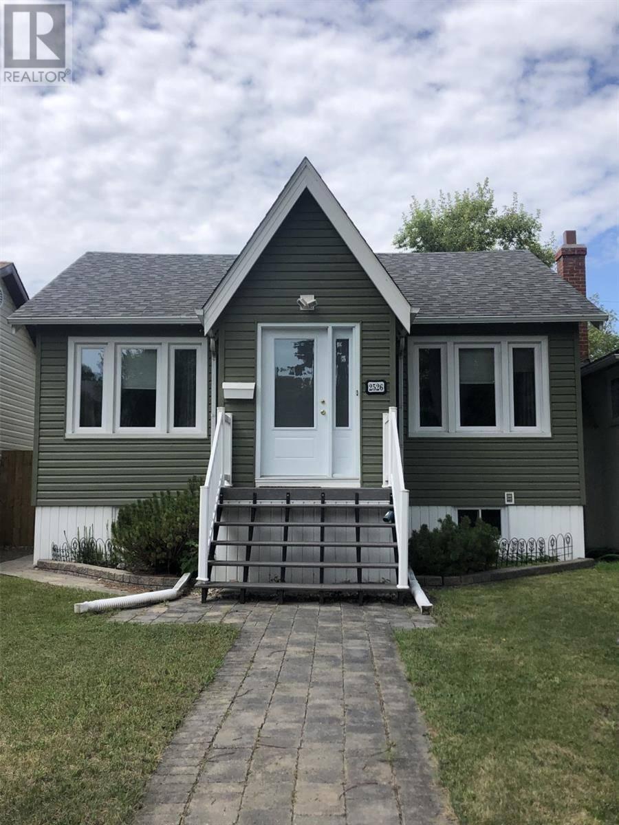 House for sale at 2526 Wallace St Regina Saskatchewan - MLS: SK764670