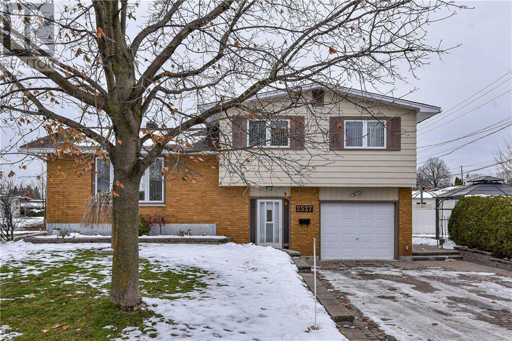 House for sale at 2527 Traverse Dr Ottawa Ontario - MLS: 1175807