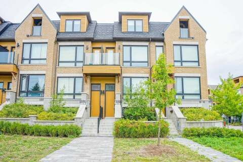 Townhouse for rent at 252 Finch Ave Toronto Ontario - MLS: C4907380