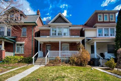 House for sale at 253 Albany Ave Toronto Ontario - MLS: C4410118
