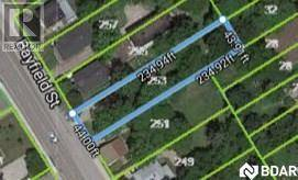 Residential property for sale at 253 Bayfield St Barrie Ontario - MLS: 30700192