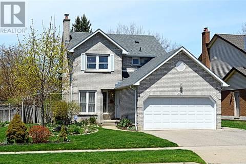 House for sale at 253 Burnett Ave Cambridge Ontario - MLS: 30732989