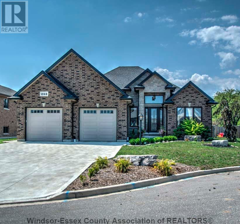 For Sale: 253 Cameron , Belle River, ON | 5 Bed, 3 Bath House for $597,900. See 30 photos!