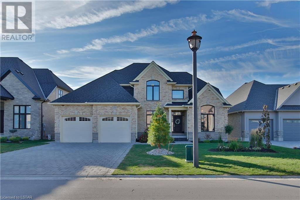 House for sale at 253 Castlehill Cs London Ontario - MLS: 240269