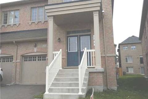 Townhouse for sale at 253 Chouinard Wy Aurora Ontario - MLS: N4592492