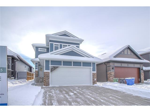 For Sale: 253 Cimarron Vista Court, Okotoks, AB | 3 Bed, 3 Bath House for $429,900. See 28 photos!