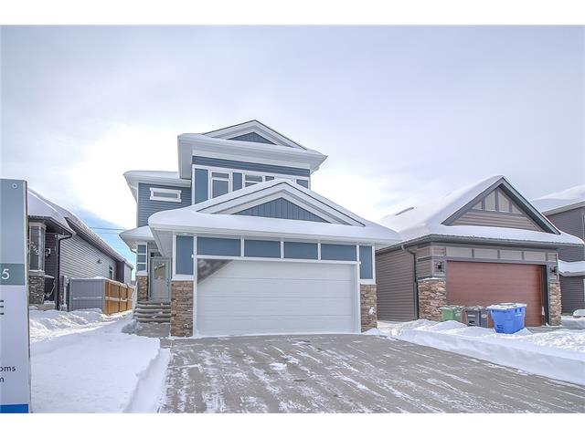 Sold: 253 Cimarron Vista Court, Okotoks, AB