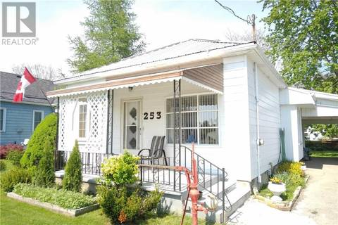 House for sale at 253 Colborne St Port Stanley Ontario - MLS: 188843