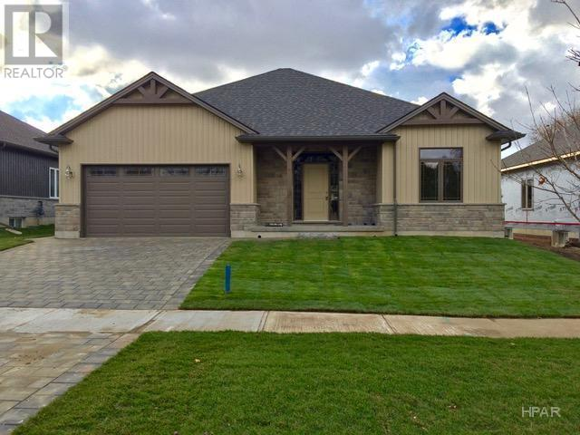 For Sale: 253 Darling Boulevard, Exeter, ON   2 Bed, 2 Bath House for $372,500. See 1 photos!