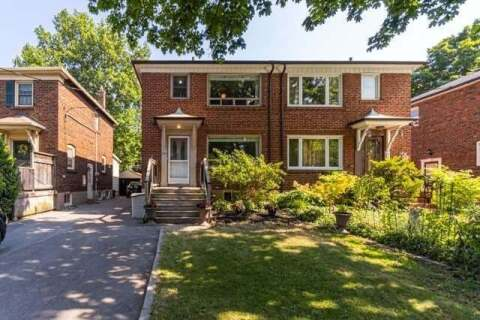 Townhouse for sale at 253 Donlea Dr Toronto Ontario - MLS: C4802966
