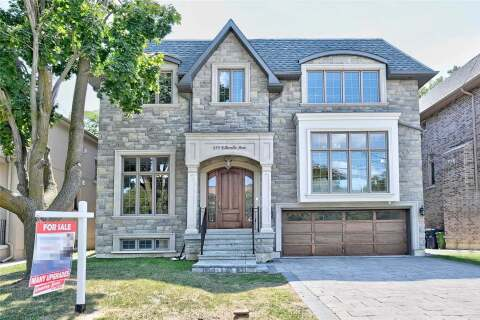 House for sale at 253 Ellerslie Ave Toronto Ontario - MLS: C4886362
