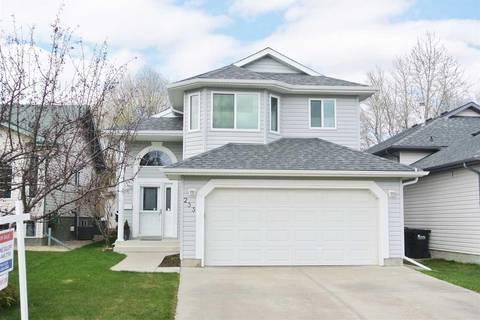 House for sale at 253 Foxboro Ct Sherwood Park Alberta - MLS: E4152319