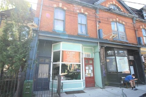 Commercial property for lease at 253 Gerrard St Toronto Ontario - MLS: C5073290