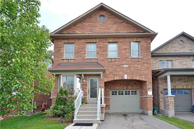 Sold: 253 Giddings Crescent, Milton, ON